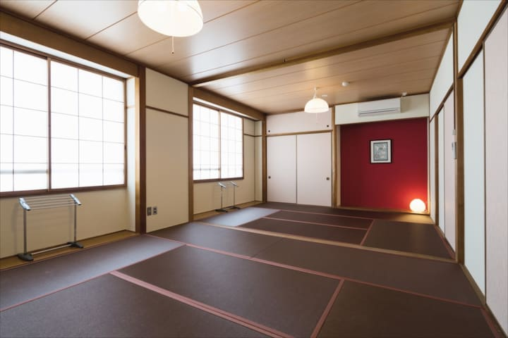 Superior Japanese style room, 3 min to JR station