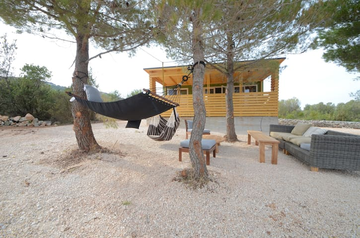 Cozy and Chic little house Ivinj-2 Vodice - Vodice - Huis