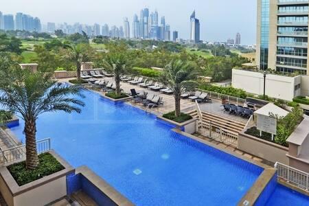 Spacious 1 Bed Apartment with Amazing Facilities - Dubai
