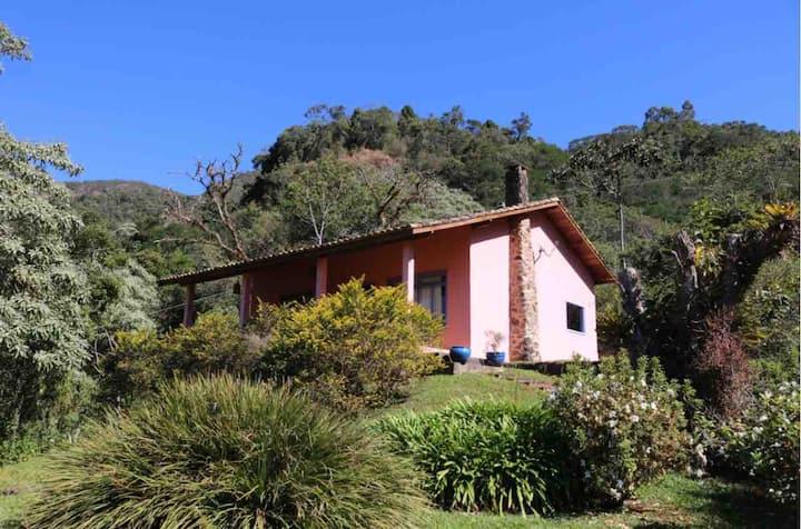 Casa nas Montanhas - Cachoeira, Vista e Natureza