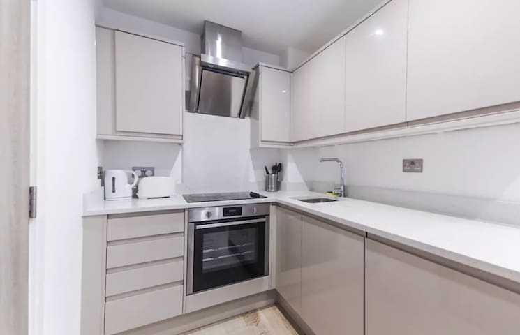 Smart 1 Bed Apartment Near South Harrow Station