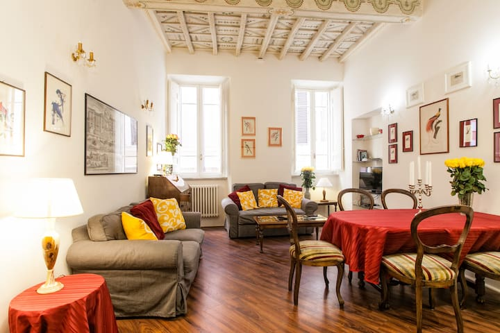 Fully Equipped apartment in the heart of Rome!
