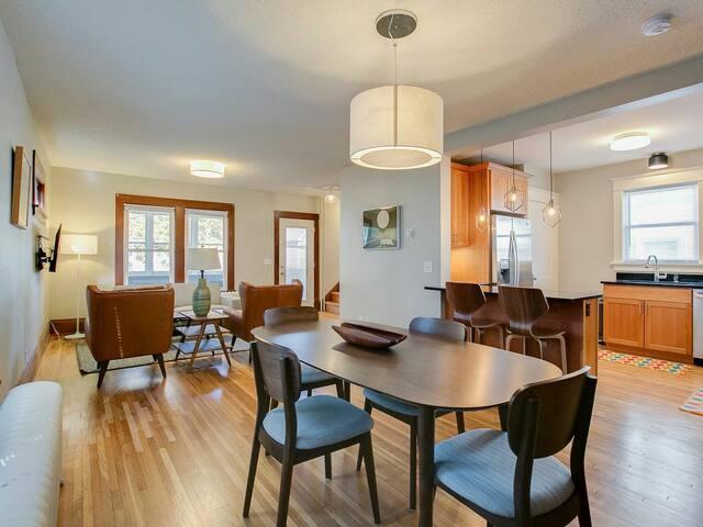 Quiet Merriam Park Neighborhood - Saint Paul - Appartement