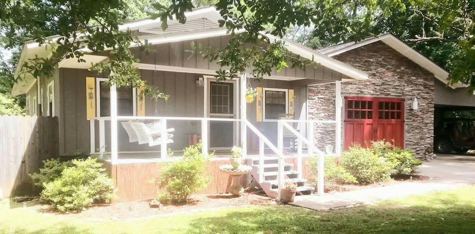 Layze River House Relax & Enjoy! - Heber Springs - House