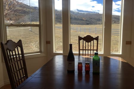 Beautiful home on Ruby Dome Ranch Lamoille, NV. - Lamoille  - Rumah