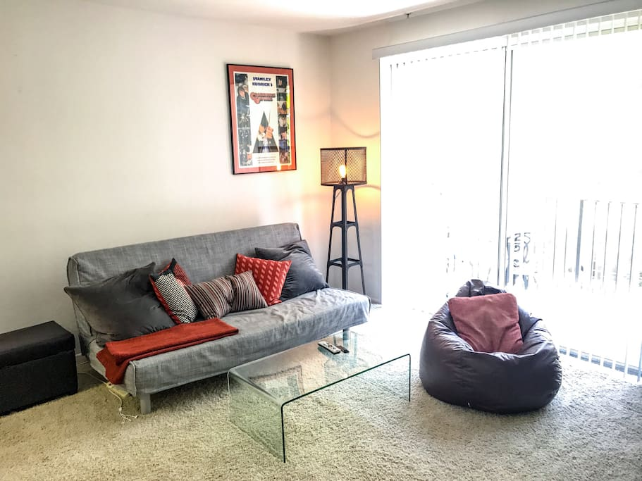 Unwind in your own living room