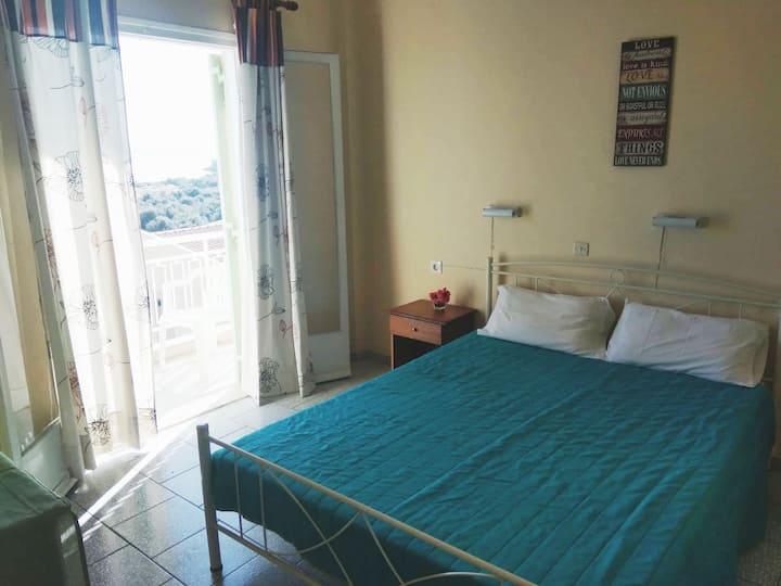 Your place at Barbati! (sea view) 1