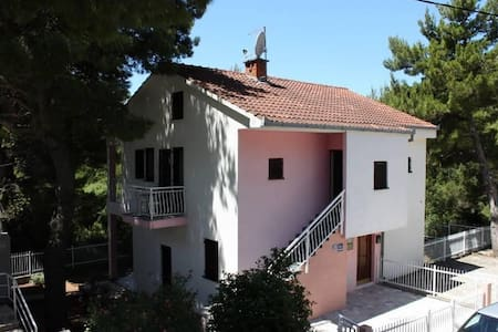 Studio flat with balcony Zaostrog, Makarska (AS-6743-a) - Zaostrog - Muu