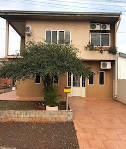 David's House - English / Portuguese