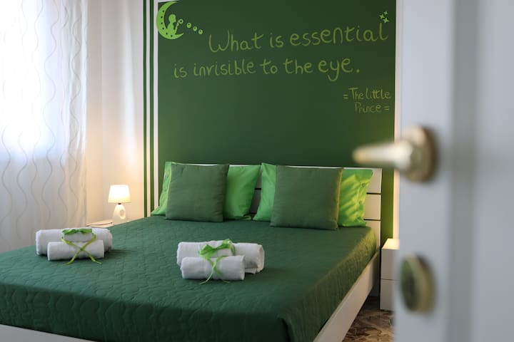 B&B The Dreamer Palermo Centro, GREEN ROOM
