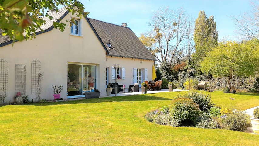 Studette cosy au coeur des chateaux de la Loire - Veigné - Rumah