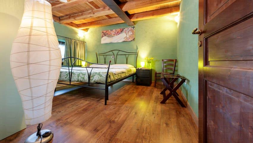 Foyer en Vert: ski in - ski out apartment