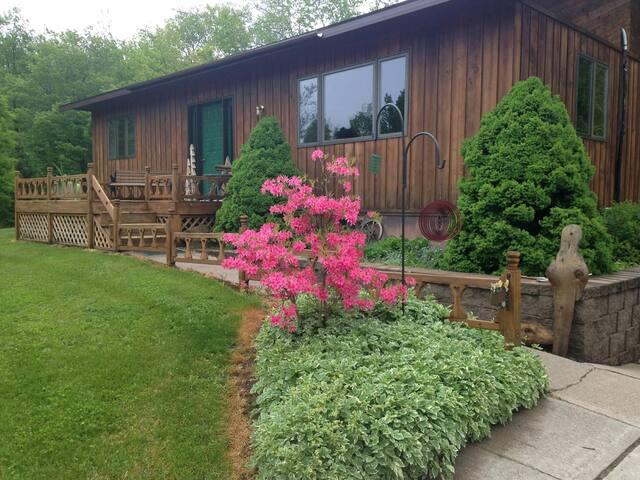 Rural Woodland Retreat
