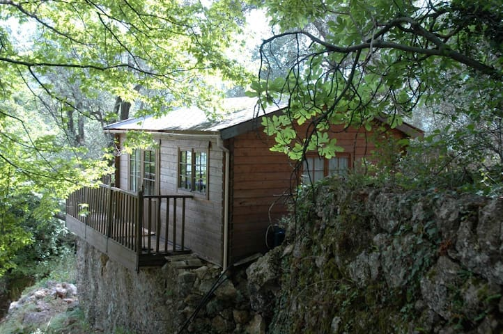 Cottage two bedding 10 KM from NICE