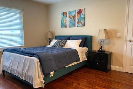 #103 Master Bedroom with private bathroom
