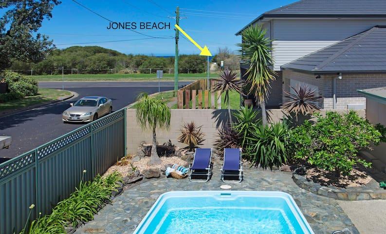 Seaside Escape 2  - Jones Beach Kiama Downs
