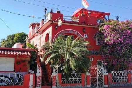 Hostal El Palenque Hab2 en Puerto  Casilda!!!