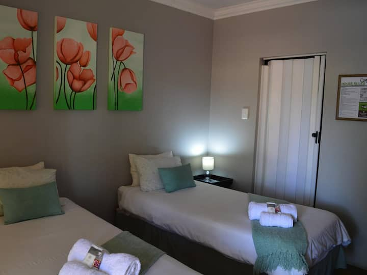 Gorgeous Gecko Guesthouse - Econo Twin Room