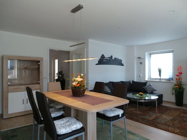 Luxurious living in the World Heritage - Sankt Goarshausen - Appartement