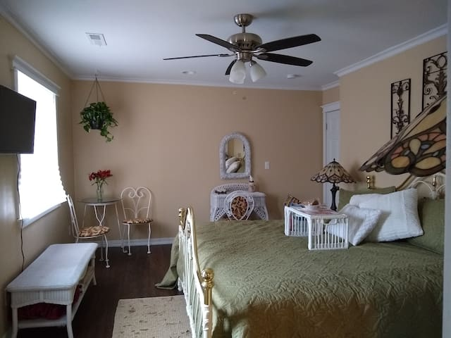 Serendipity Suite-Branson's happy experience stay