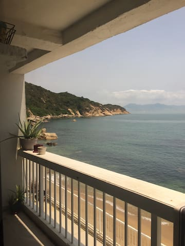 Waterfront flat in Cheung Chau - Hong Kong - Daire