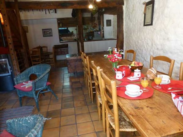 le berger gourmand à Saint Véran - Saint-Véran - Leilighet
