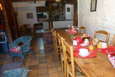 le berger gourmand à Saint Véran - Saint-Véran