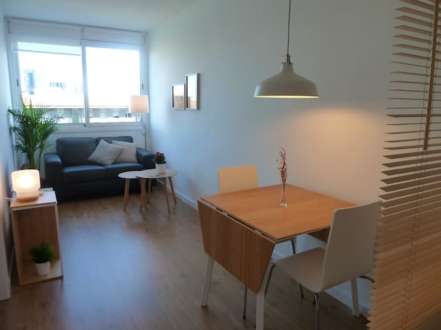 QUIET&SUNNY APARTMENT - L'Hospitalet de Llobregat - Appartement