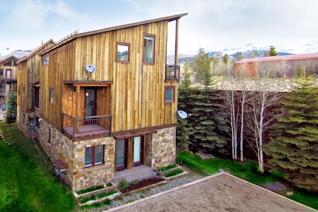 15 Boulders Telluride Vacation Home - Mountain Village - Maison