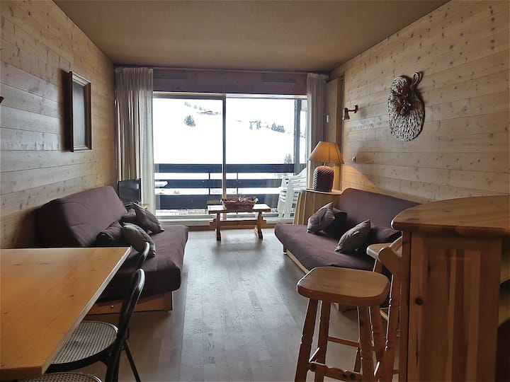 Aiguille Verte 27 - Flat for 4 people, nice view