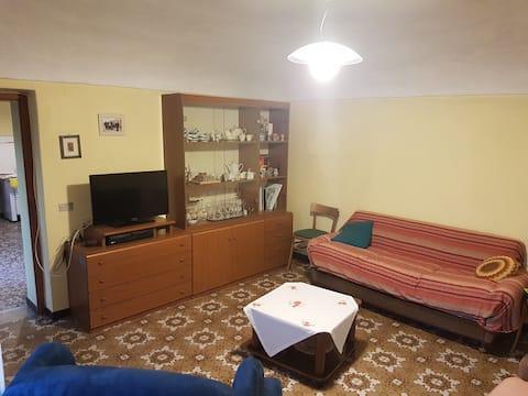 Appartamento per 3 persone in via Bonda a Postua