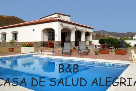 Alegria Casa de Salud Wellness B&B - Torrox - Bed & Breakfast