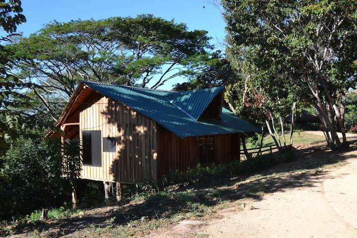 Casita Ceiba - Camaronal - Bungalow