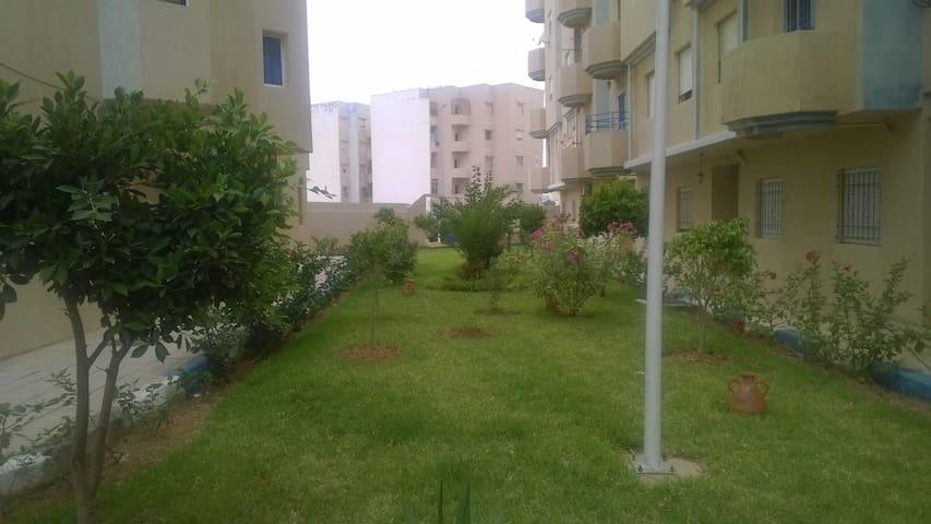Nice App, new construction, secure, amazing area - Martil - Apartemen