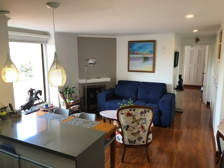 Fully equipped-great location