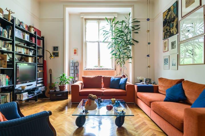 Charming Double room Sempione Arco della Pace