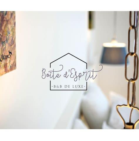 Boite D'Esprit b&b de luxe