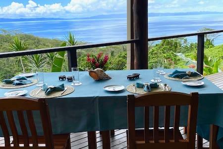 Hilltop Villa - Taveuni island