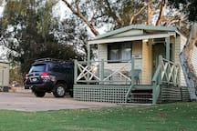 Get away to the Aussie out back....