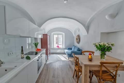 Deluxe Apartment with two King Bedrooms in the historic centre of Dürnstein