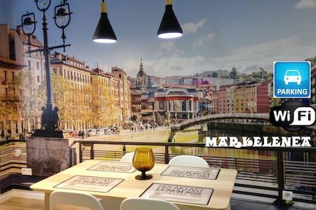 Bilbao – Casco Viejo – Parking – WIFI Gratis