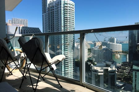 Luxury Stay in Brickell - Miami