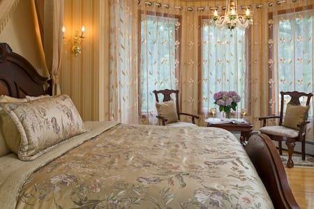 Cherry Valley Manor B&B Poconos Romantic Occasion - Stroudsburg - Bed & Breakfast