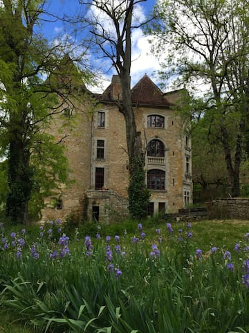 Fleurieu Cottage at the Château de Saint Dau