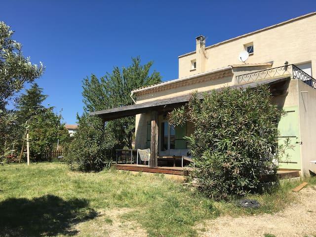 Maison familiale de vacances à St Martin d'Ardèche
