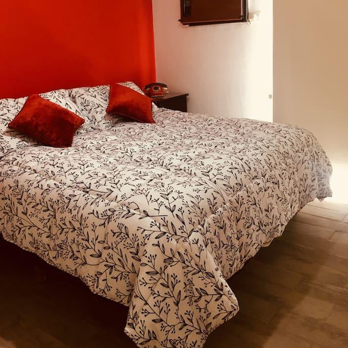 Dormitorio Opción 1