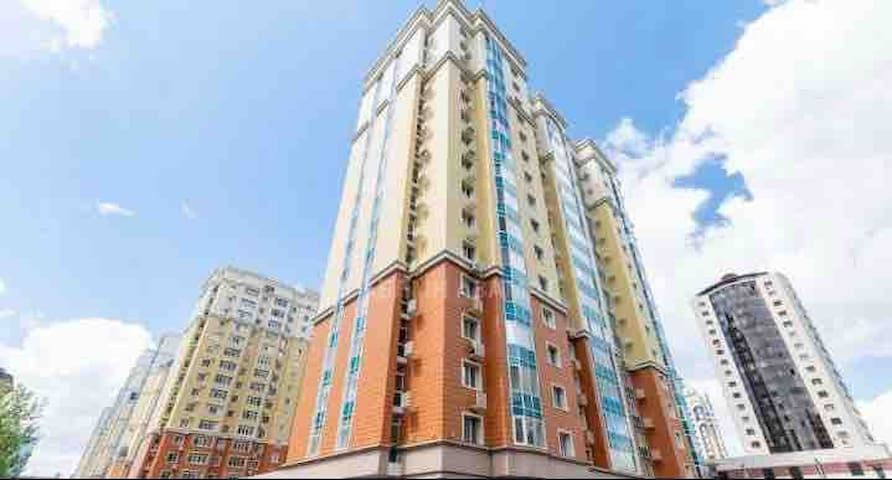 Apartment in the center of Astana