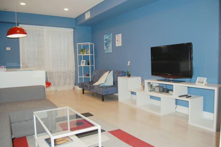 Luxe 2 Bedroom 2 Bathroom comfy quiet - Astoria - Hus