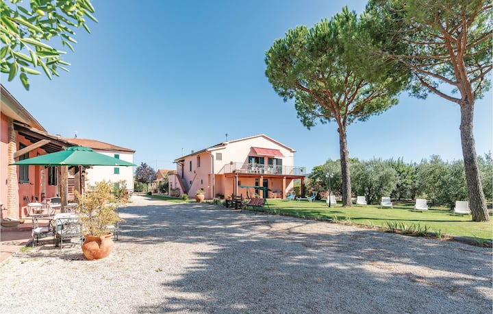 Holiday apartment with 3 bedrooms on 100m² in Albinia Orbetello