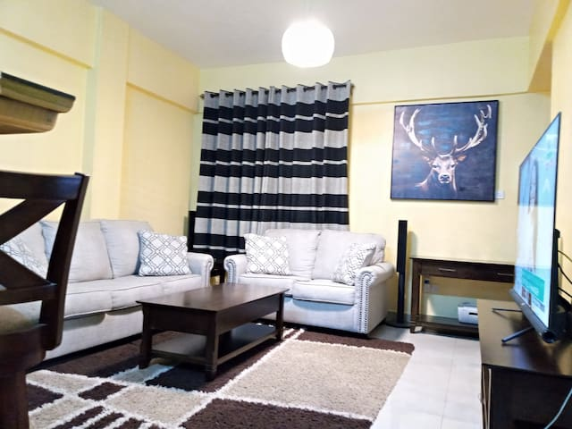 COZY 1 BEDROOM APARTMENT (10% OFF FOR 7+DAYS)